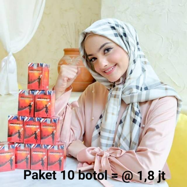 british propolis Paket Agen Plus